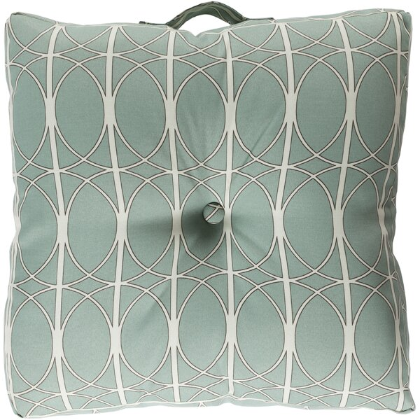 Ballenton Outdoor Pillow Cover by Three Posts