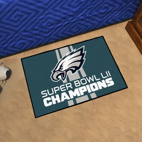 Philadelphia Eagles Doormat by FANMATS