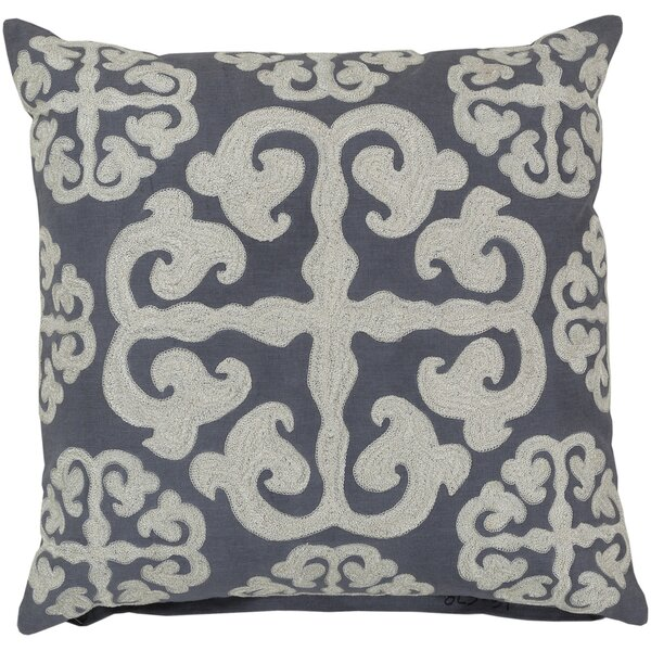 Lush Lattice Throw Pillow by Wildon Home ®
