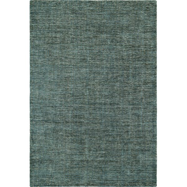 Toro Hand-Loomed Teal Area Rug by Dalyn Rug Co.