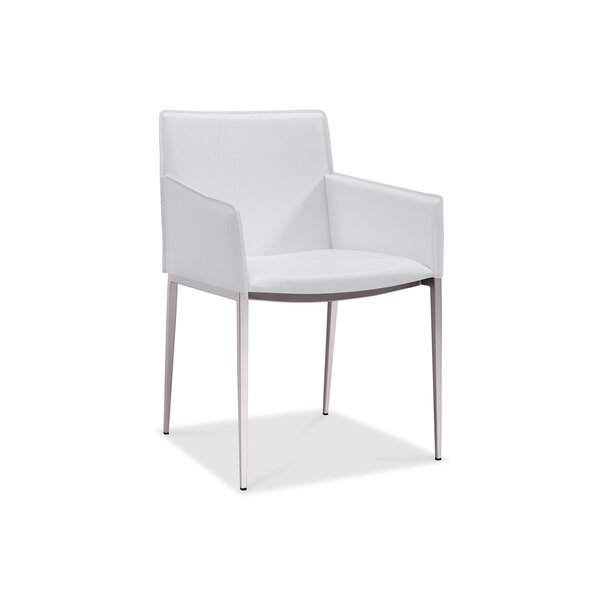 Carignan Upholstered Dining Chair by Orren Ellis
