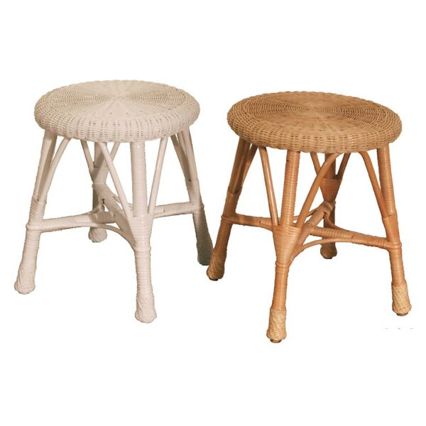 Naes Accent Stool by Bay Isle Home
