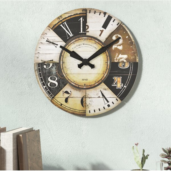 15.5 Collector Wall Clock by Trent Austin Design