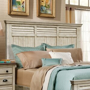 Wilfred Panel Headboard by Bayou Breeze