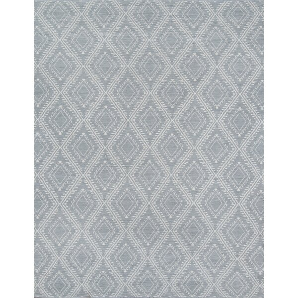 Easton Pleasant Hand-Woven Gray Indoor/Outdoor Area Rug by Erin Gates by Momeni