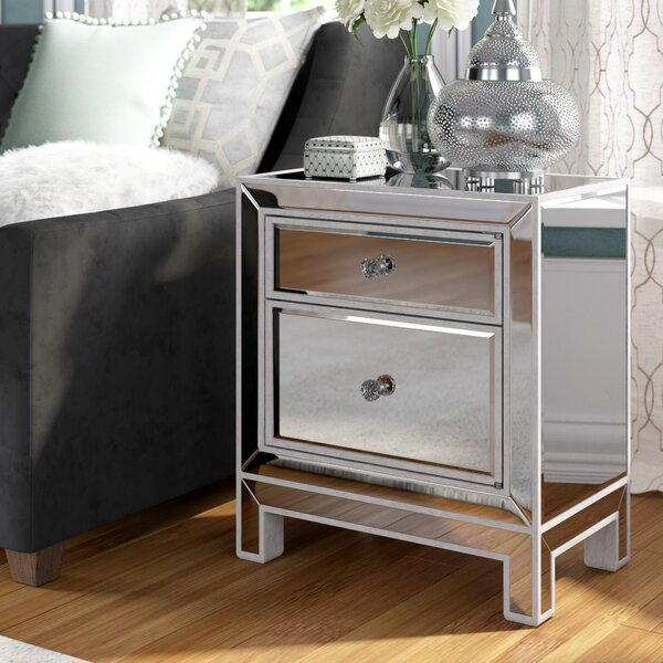Tracey Nightstand By Willa Arlo Interiors by Willa Arlo Interiors