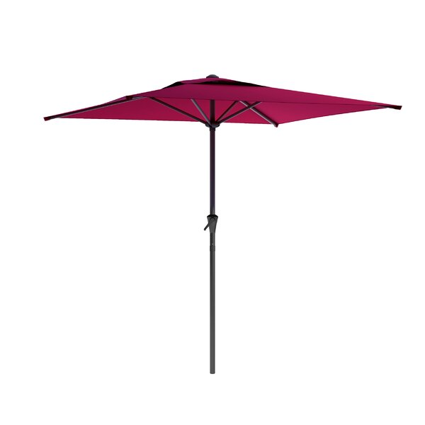 Crowborough 9' Square Market Umbrella by Freeport Park Freeport Park
