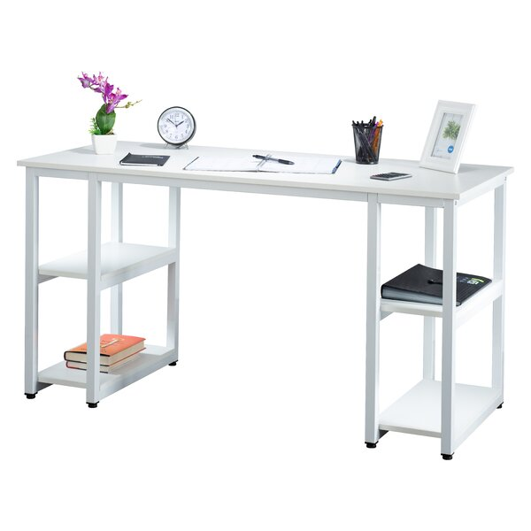 Cadell Home Office Computer Desk by Symple Stuff