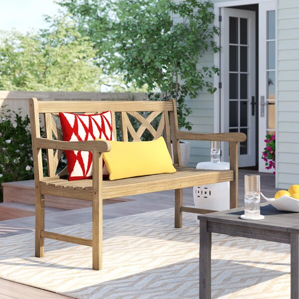 Shelbie Garden Bench by Sol 72 Outdoor
