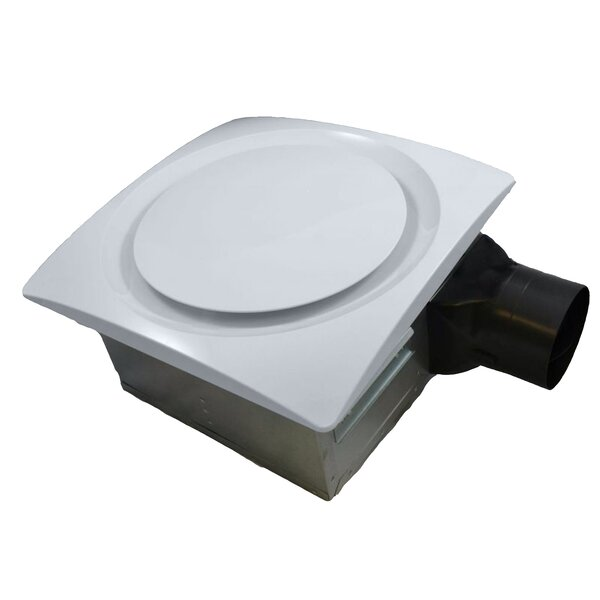 80-140 CFM Energy Star Bathroom Fan with Sensor by Aero Pure
