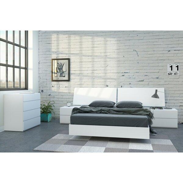 Gabriella Platform 4 Piece Bedroom Set by Wrought Studio