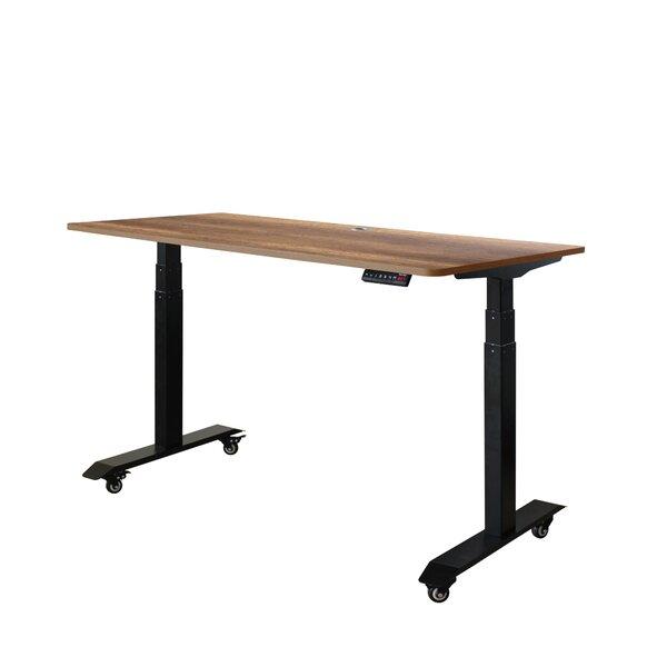 Toni Ergonomic Height Adjustable Standing Desk by Symple Stuff