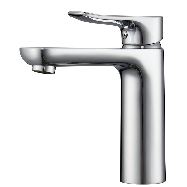 Tova Lavatory Single Hole Bathroom Faucet
