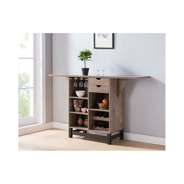 Medfield Creative Office Home Mini Bar by Gracie Oaks Gracie Oaks