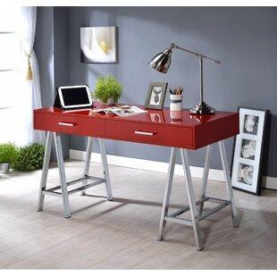 Kelemen 2 Drawer Writing Desk