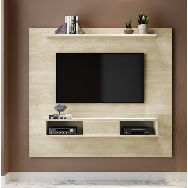 Norloti Mid-Century 2-Shelf Entertainment Center by Langley Street
