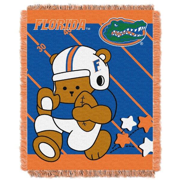 Collegiate Florida Baby Throw by Northwest Co.