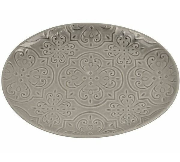 Aylin Kanisha Quilted Serving Platter by Mistana