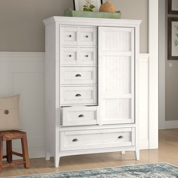Calila 6 Drawer Gentleman's Chest by Birch Lane Heritage Birch Lane™ Heritage
