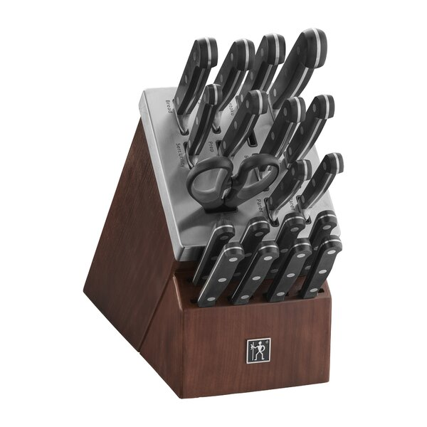 Classic 20 Piece Knife Block Set by J.A. Henckels International