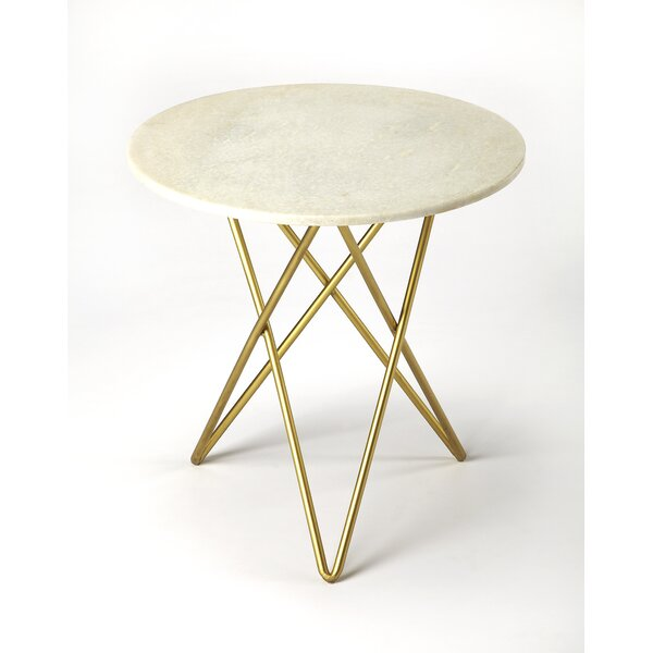 Araujo End Table By Everly Quinn
