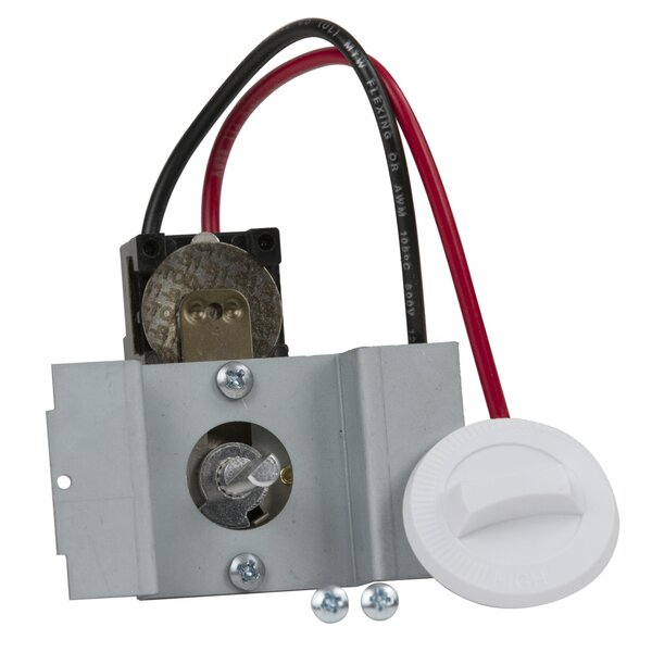 Perfectoe SP Built-in Kit Thermostat And Switch Heater By Cadet
