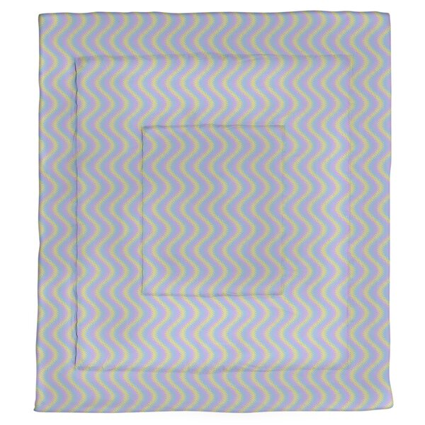 Rosalia Single Reversible Comforter