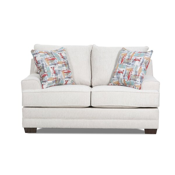 Check Out Our Selection Of New Horicon Loveseat by Highland Dunes by Highland Dunes