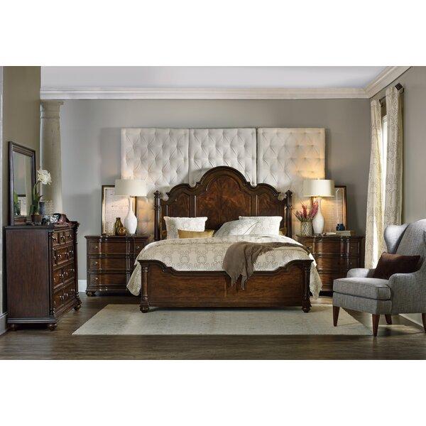 Leesburg Panel Configurable Bedroom Set by Hooker Furniture