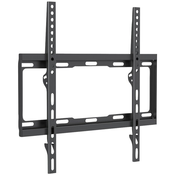 Universal Low-Profile Fixed Wall Mount 32–55 LCD/LED Flat Panel Screens by Manhattan Products