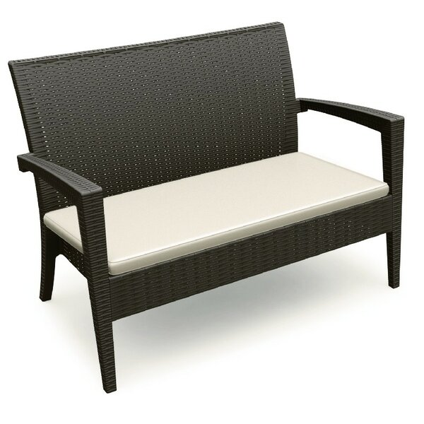 Kassiopeia Loveseat Cushion by Mercury Row