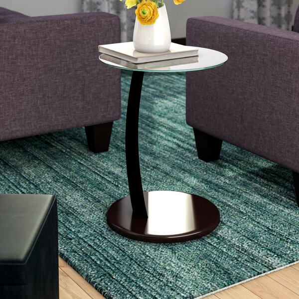 Banas End Table by Ebern Designs