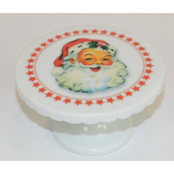 Santa Cake Stand by The French Bee