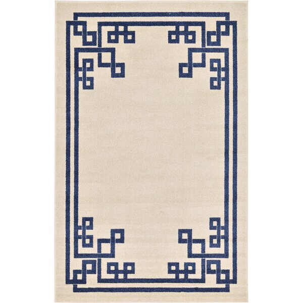 Ellery Beige Area Rug by Willa Arlo Interiors