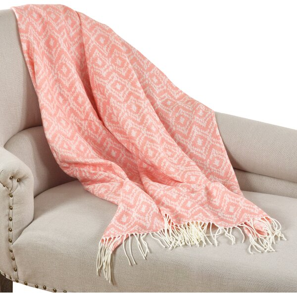 Torkelson Jacquard Throw by Union Rustic