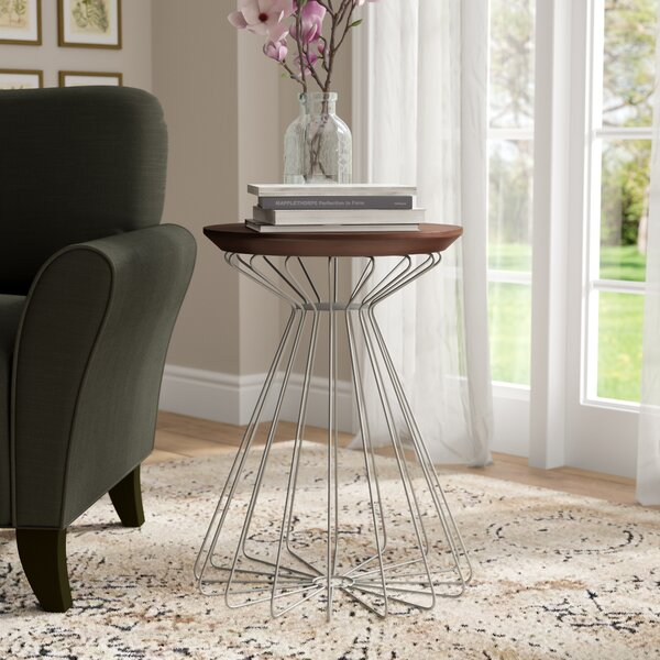 Gulick End Table by Ivy Bronx