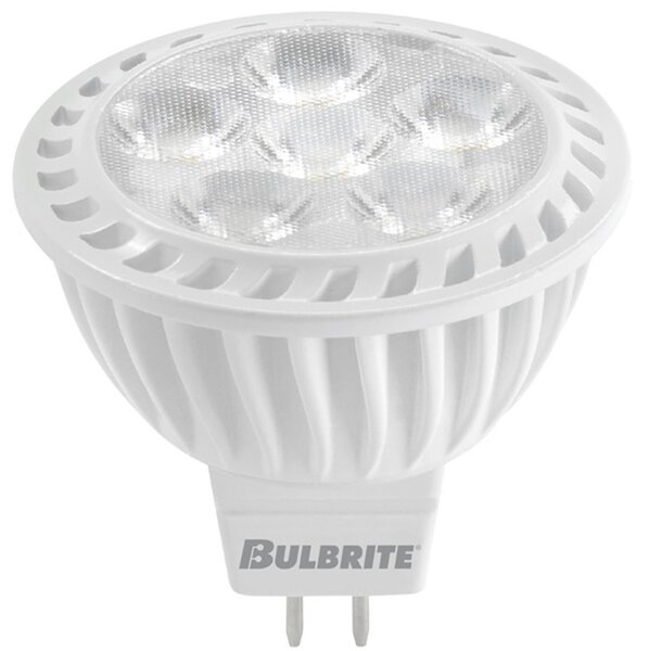 7.7W MR16 LED Light Bulb (Set of 2) by Bulbrite Industries