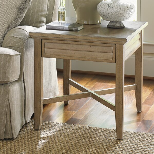 Monterey Sands Fair Oaks End Table with Storage by Lexington