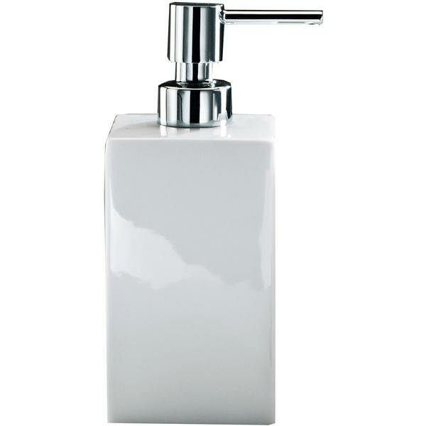 Somerset Pump Soap and Lotion Dispenser by Orren Ellis