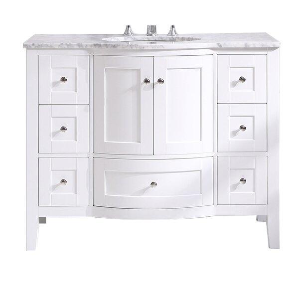 Nell 48 Single Bathroom Vanity Set
