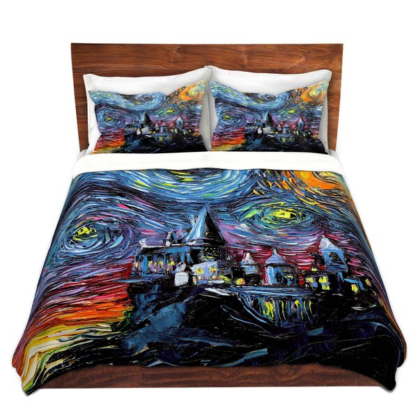 Hogwarts Duvet Cover Set