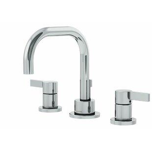 Dia Widespread Standard Bathroom Faucet Double Blade Handle