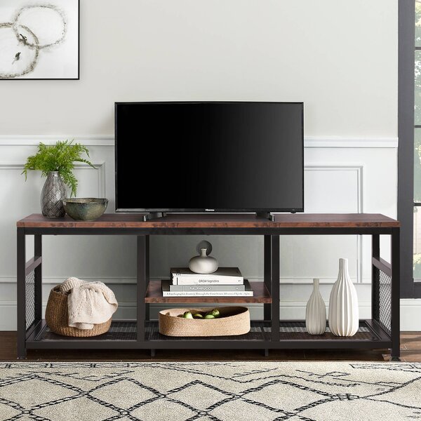 Review Mancheer TV Stand For TVs Up To 42
