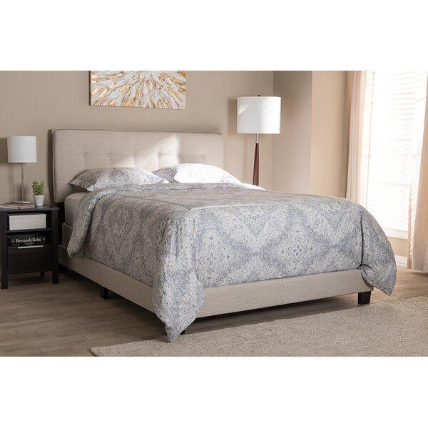 Frobiorn Upholstered Standard Bed by Winston Porter