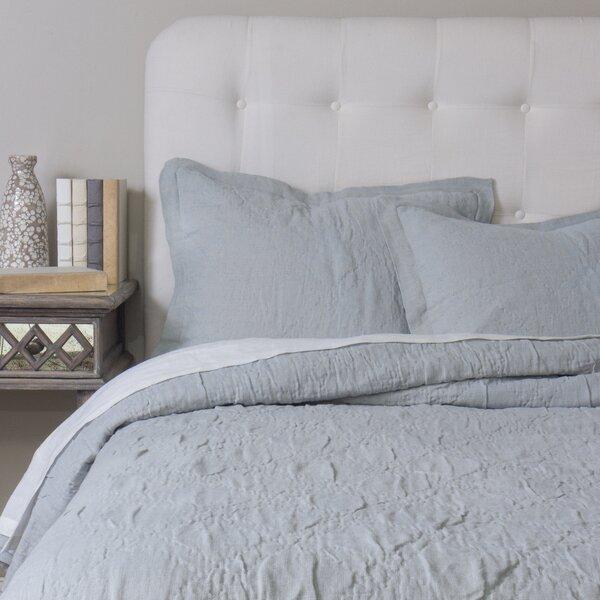 Coburn Linen Quilt Set