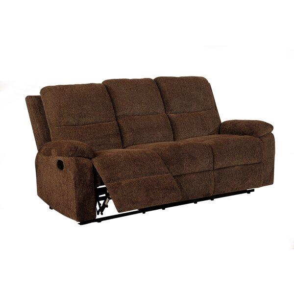Kibler Reclining Sofa by Winston Porter