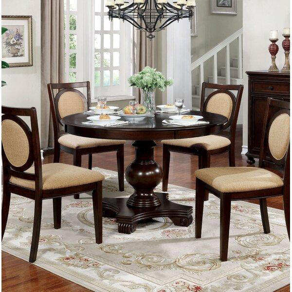 Naomi 5 Piece Dining Set by Winston Porter