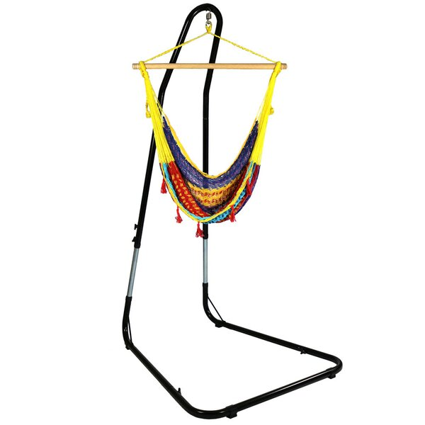 Cydney Chair Hammock with Stand by Freeport Park