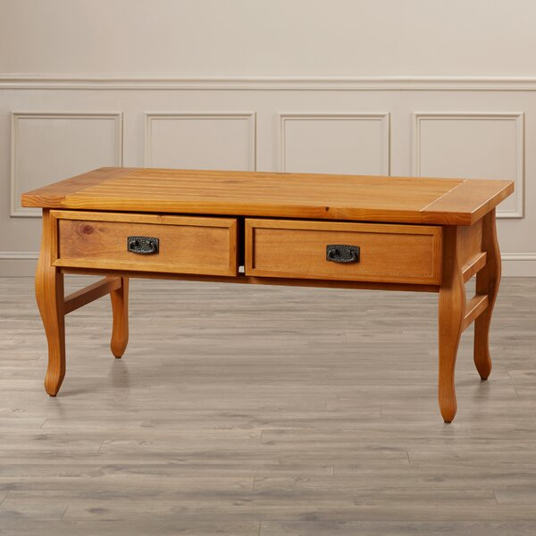 Finleyville Coffee Table by Three Posts