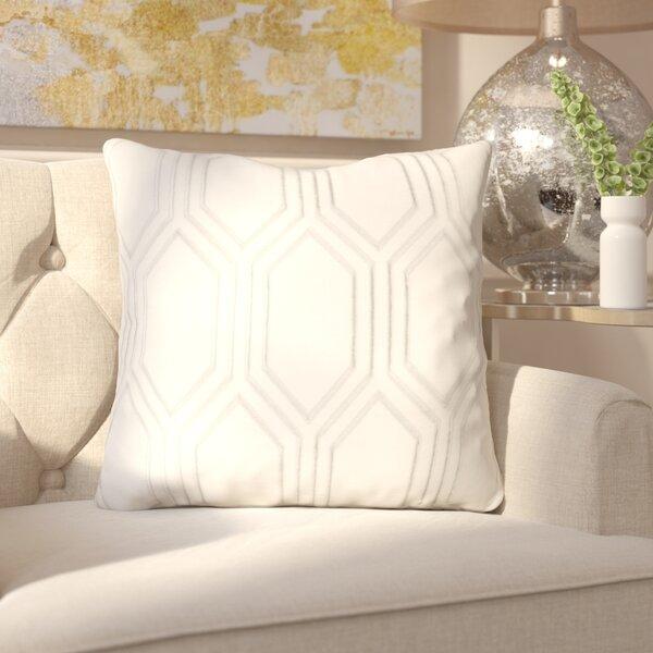 Senn Linen Throw Pillow by Willa Arlo Interiors